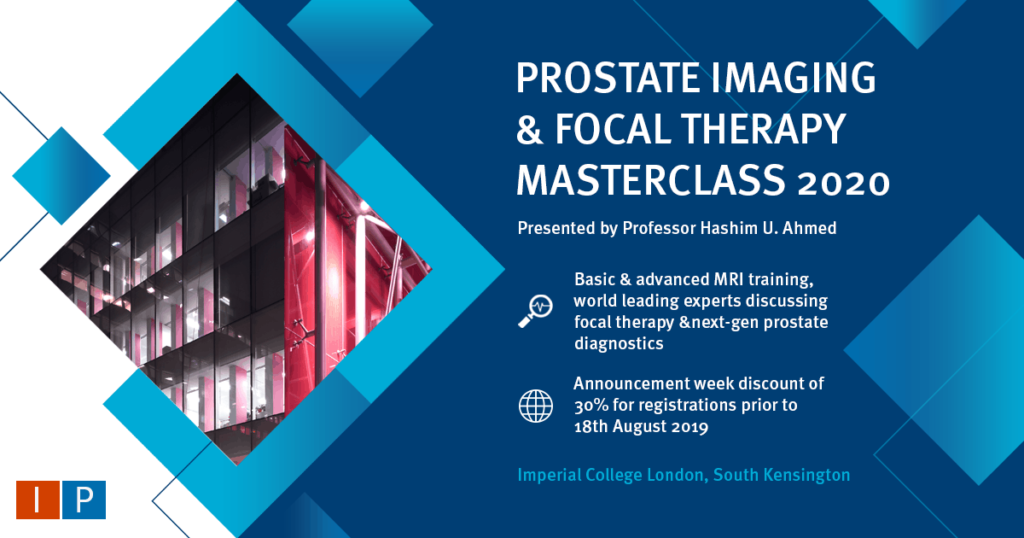 Imperial prostate masterclass 2020